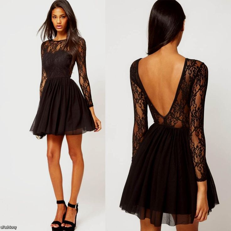 Long Sleeve Short Prom Dresses Tumblr