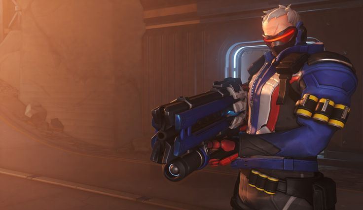 Player Progression, New Game Mode Now Available In The Second 'Overwatch' Closed Beta