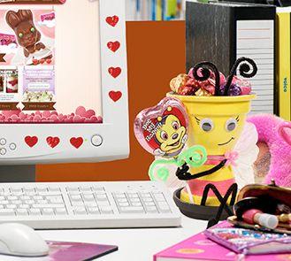 29 Best Gift Baskets Images On Pinterest Valentine Gift