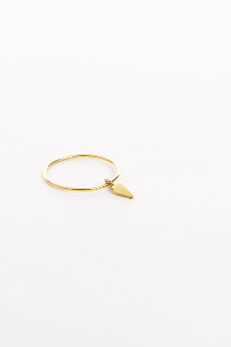 ring - stella - Anna Lawska Jewellery collection - feelings -