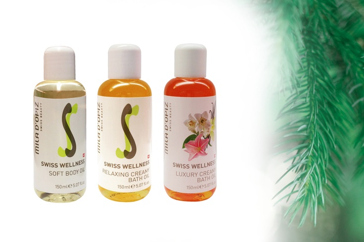 Mila d'Opiz Australia - Swiss Wellness Soft Body Oil, Relaxing Creamy Bath Oil & Luxury Cream Bath Oil. Well-being and relaxing scent therapy, a peaceful oasis for all sense. Ideal body care to soothe and relax.