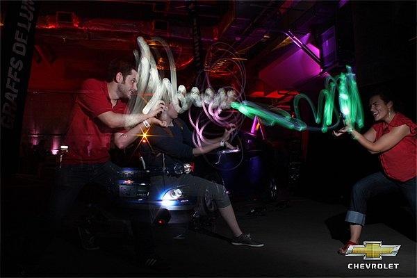 Graffs de lumière Chevrolet Spark - Qualité Motel: Graffs De, Graff De