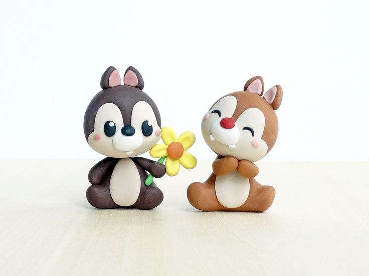Chip And Dale by lyrese on DeviantArt