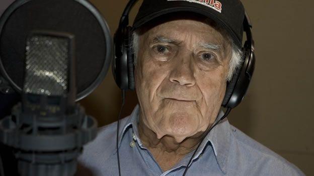 Muere el actor Jorge Arvizu 'el Tata' , la voz de las caricaturas clásicas