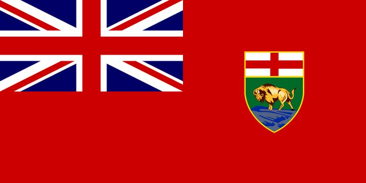 Manitoba is a Canadian prairie province. The province, with an area of 649,950 square kilometres, has a largely continental climate and flat topography.