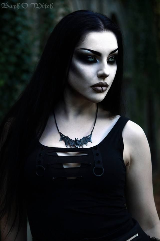 Model/MUA/Photo: Baph O Witch Top: Punkrave from The Gothic Shop Welcome to Gothic and Amazing  www.gothicandamazing.com