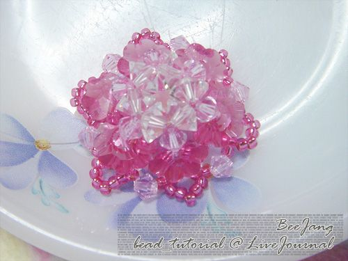 [Tutorial] Flower Motif #2: bead_tutorial