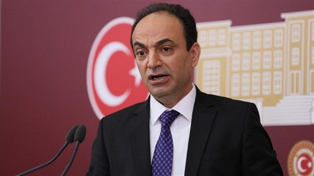 Spokesman of the opposition Peoples' Democratic Party (HDP) Osman Baydemir