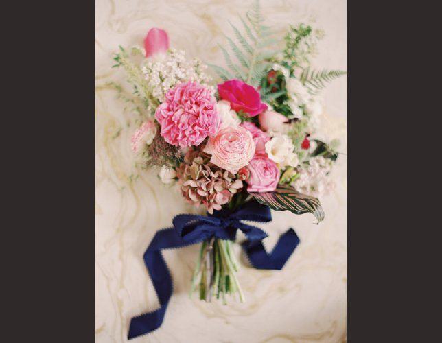 17 Best images about Inspirations mariage / Bleu marine et ...