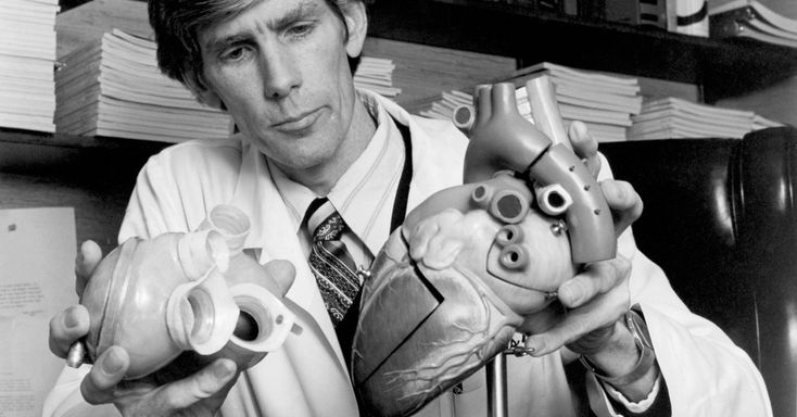 """[video] 3.20.15 Artificial Hearts Ticking Along Decades After Jarvik-7 Debate. The artificial heart became a media sensation in the 1980s as it both raised hopes and spread controversy. Today, its impact on medical science is still playing out in surprising ways. A device first tried in 1982 extended lives but raised ethical questions. While its descendants are used only as temporary """"bridges"""" to transplants, regulators are mulling the possibility of again approving permanent implants."""
