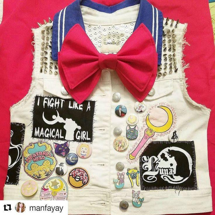 Fight Like a Magical Girl