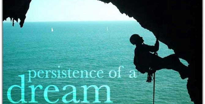 Persistence: In The Blood Of Those Who Make It To The Top