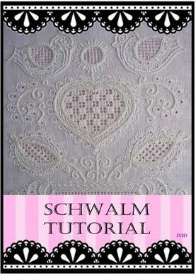 Schwalm tutorial comprar los patrones y vienen las instrucciones