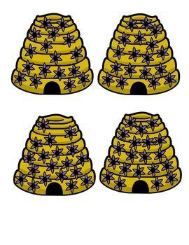 * Bijen tellen!
