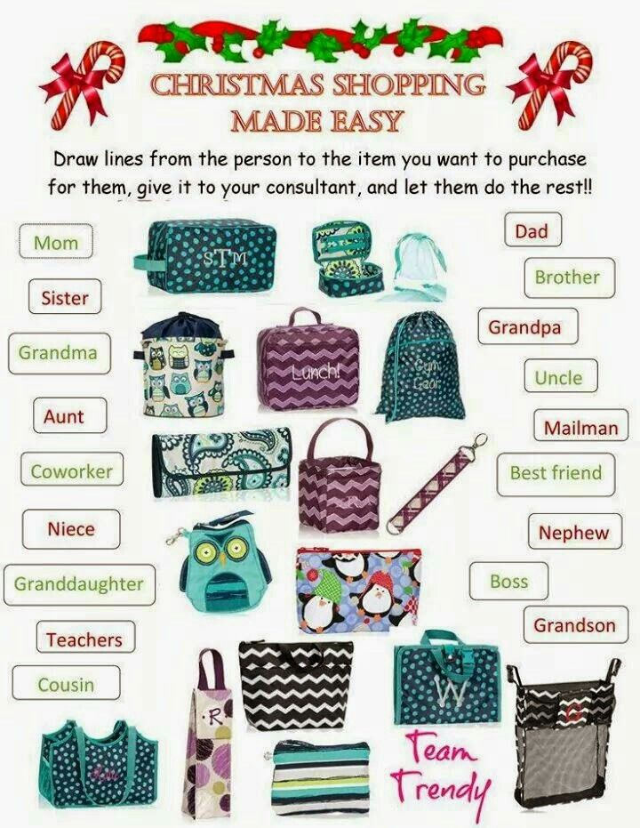 65 best thirty one gifts fall 2014 images on pinterest for Customer holiday gift ideas