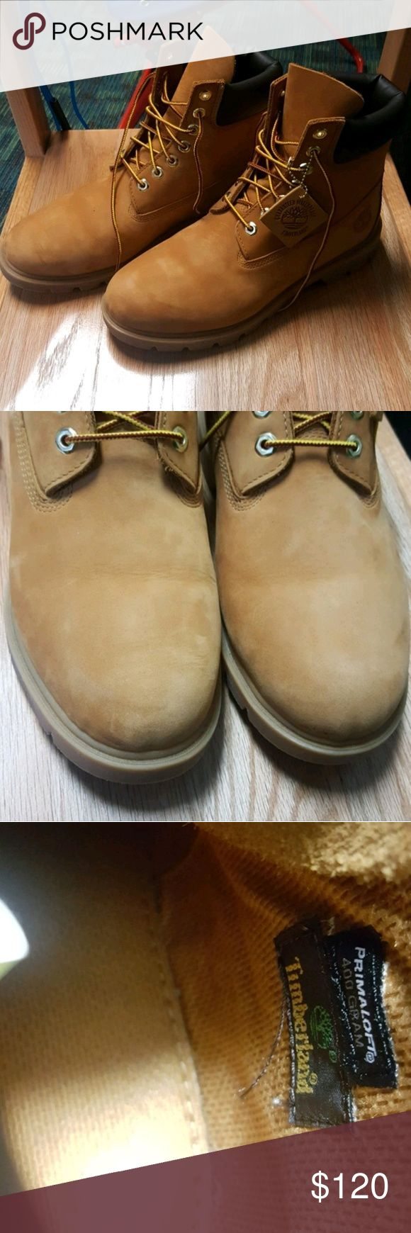 Today only! Sale! Timberland 6in boots New! AUTHENTIC. Too big for me. Timberland Shoes Boots