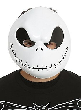 JACK is BACK this Halloween // The Nightmare Before Christmas Jack Skellington Mask
