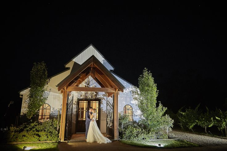 Immerse Wedding Chapel in the Yarra Valley  ~Mike Semple Wedding Photography ~
