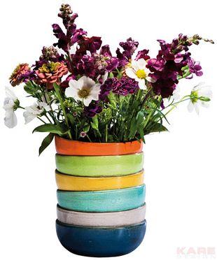 Deco Vase Bowls Colore 18cm