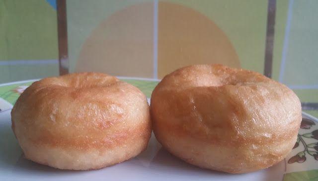 Donut Gebu; penambahan penggunaan baking powder - Sumarz.Com