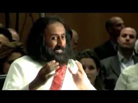 Sri Sri Ravi Shankar - Dan Shilon - Entrevista en español