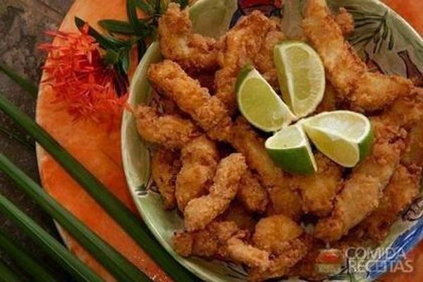 Receita de Isca de salmão - Comida e Receitas