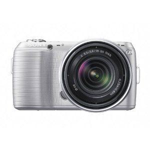 Sony NEXC3 digital SLR camera hope I win the lottery to buy it