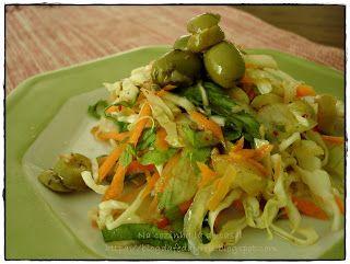 COMIDINHAS FÁCEIS: Salada primavera