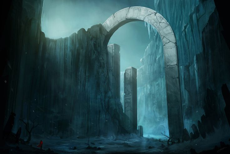 The Frost Valley by JJcanvas on DeviantArt