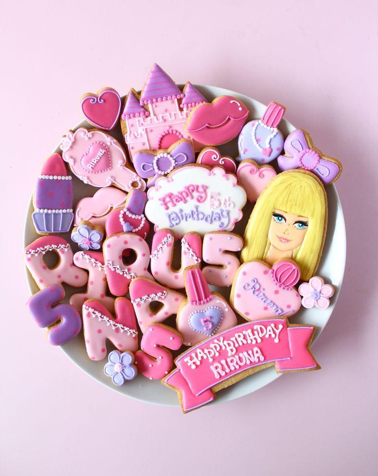 Barbie Cookies   Barbie Cake Ideas   Barbie Cake Designs   Barbie Cake   Barbie Gown Cake   Ken   Birthday Party   Birthday Cake for Girls   Barbie Princess Cake   Barbie Doll Cake   Barbie Doll Theme Cake  Repinned by @purplevelvetpro   www.purplevelvetproject.com