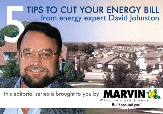 5 Tips on How to Green Your Home With Energy Expert David Johnston   Inhabitat - Sustainable Design Innovation, Eco Architecture, Green Building