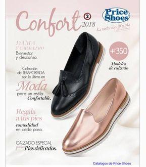 Folleto Virtual Confort Price Shoes 2021 Catalogo Zapatos Catalogos Virtuales Price Shoes Zapatos De Vestir Mujer