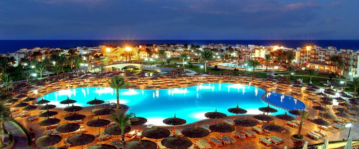 Dana Beach Resort Hurghada #Egipt #Hurghada