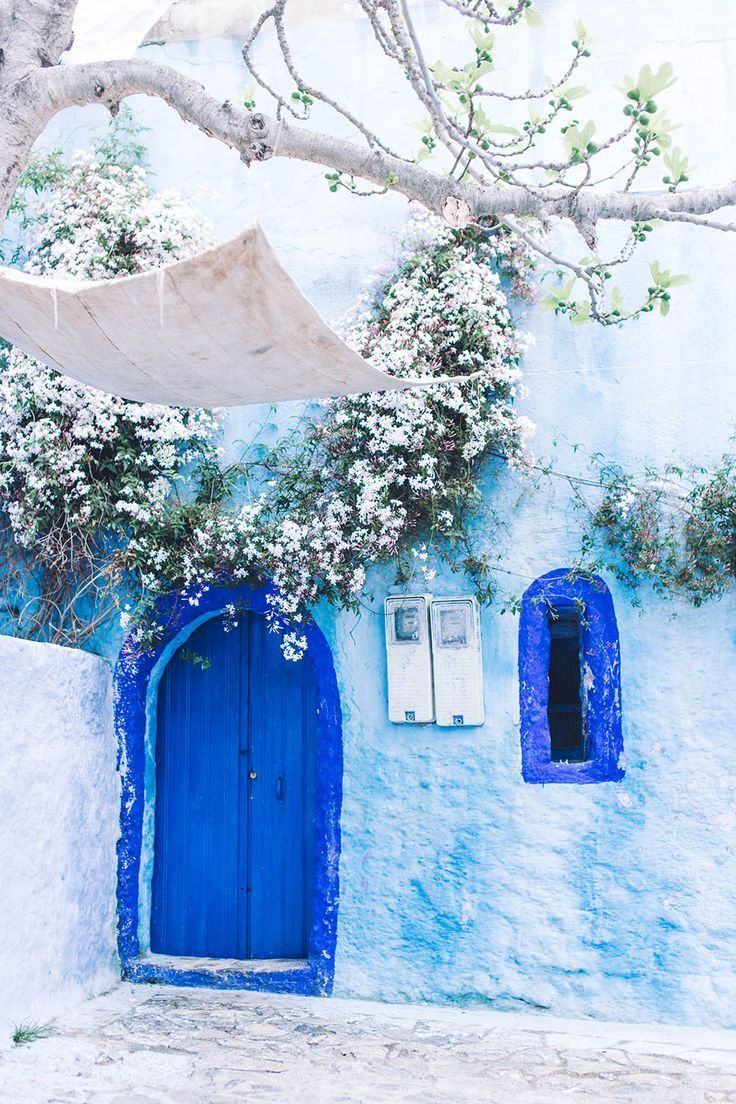 I don't like truth, ...EASTERN design office - hellomorocco: Chefchaouen, Hello…