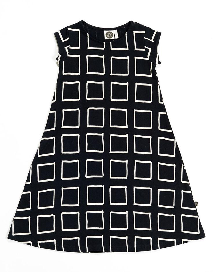 Oργανικό μακρύ φόρεμα.