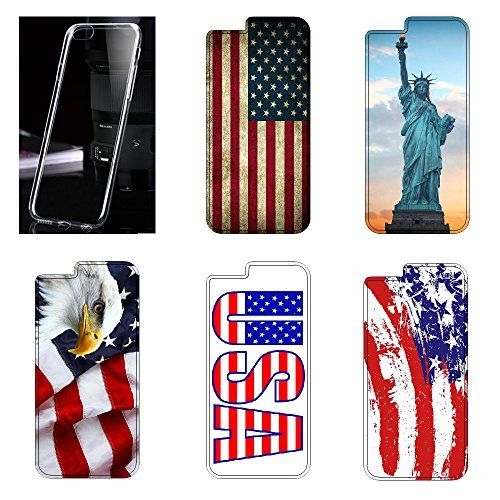 Neato Cell Phone Decal Kits for iPhone 6/6s - 5 American Theme Printed Decals and Clear Cell Phone Case ... https://www.amazon.com/dp/B01I3P8B9U/ref=cm_sw_r_pi_dp_x_3BDnybHKQ9ANA NEATO Decals are custom made to fit easily onto the back of your cell phone. It's like getting 5 cases for one low price! This kit also comes with a clear case. Neato Decals can be peeled off and re-applied on your cell phone. Swap them out with a new NEATO Decal whenever you want a new look!