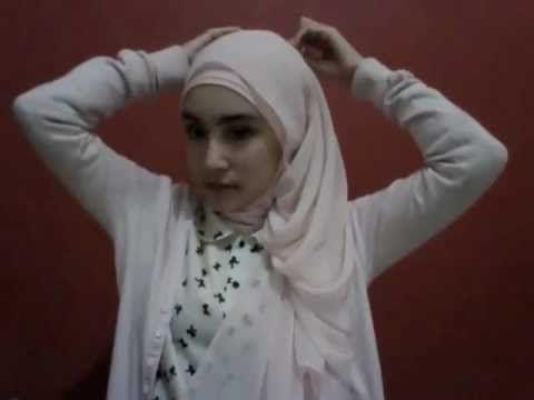 Hijab Tutorial by Siti Juwariyah.m4v