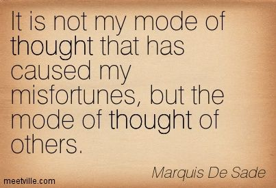 1000 marquis de sade quotes on dominant master and