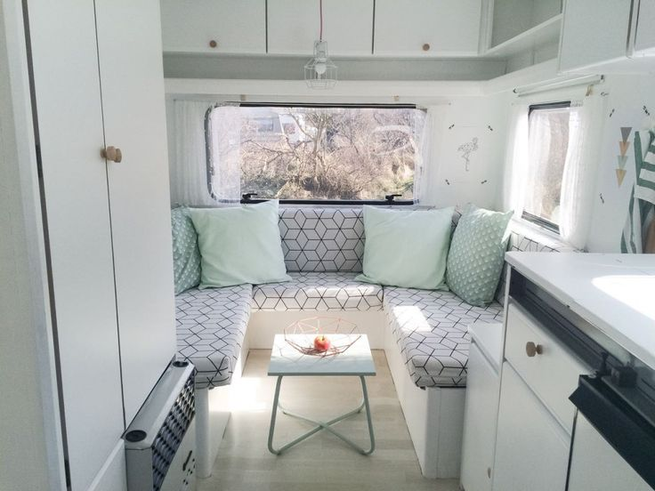 Best 25 Caravan Renovation Ideas On Pinterest Camper