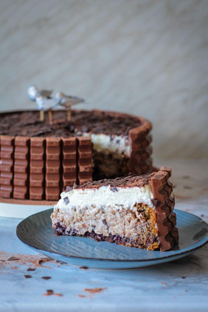 Kinderschokolade Torte Mit Bildern Kinderschokoladen Kuchen Kinderschokoladen Torte Rezept Kinderschokolade
