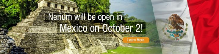 Nerium International now in MEXICO!!!  http://salazarg3.nerium.com