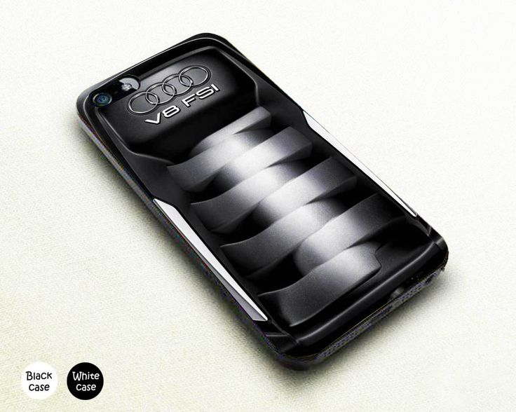New Audi v8 FSI Case iPhone 4 5 6 6s Plus Samsung S iPod 5 HTC Cases