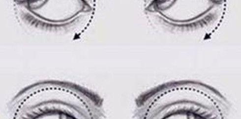 Омолаживающие упражнения для глаз: избавляемся от отеков и морщин!