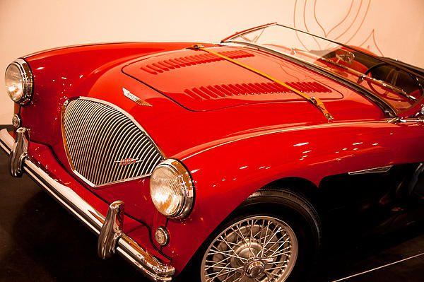 ~ 1956 Austin Healey 100M ~