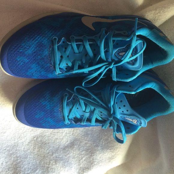 Kobe 8 (GS) Comfortable Nick shoes worn a few times. Nike Shoes Sneakers