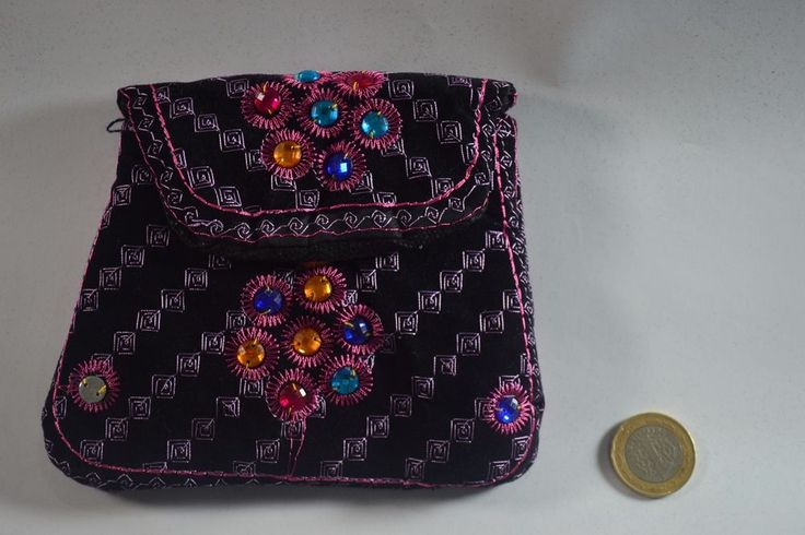COIN PURSE CASE POUCH EXOTIC VINTAGE WALLET POCKETBOOK COIN BOX BAG SC16020