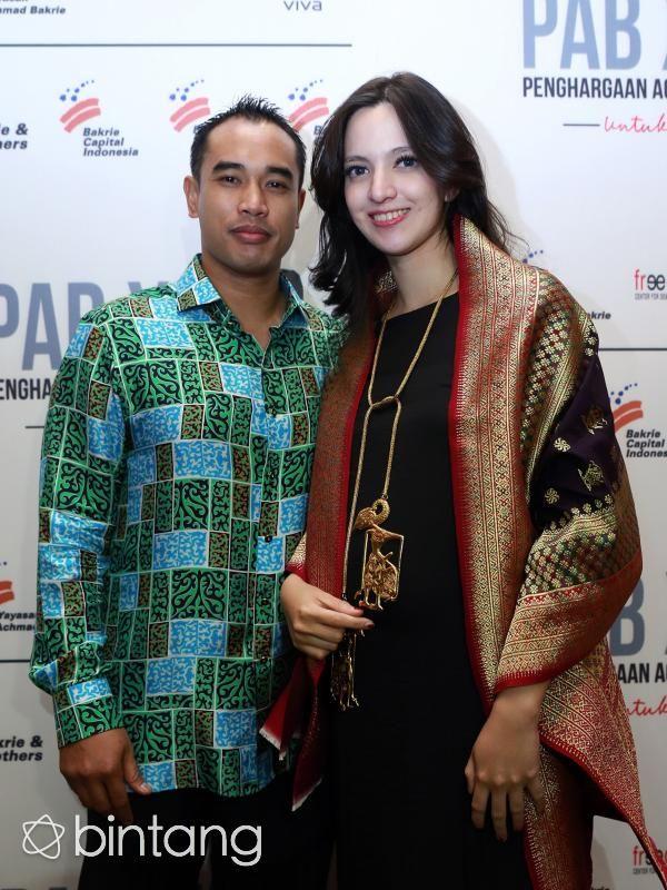 Di temui dalam acara 'Penghargaan Ahmad Bakrie' Djakarta Teater, Menteng…