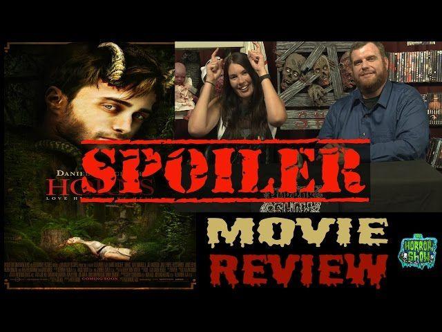 """""""Horns"""" 2013 Horror Movie Spoiler Review - The Horror Show: The Horror Show """"Horns"""" 2013 Horror Movie Spoiler Review - The Horror Show We…"""