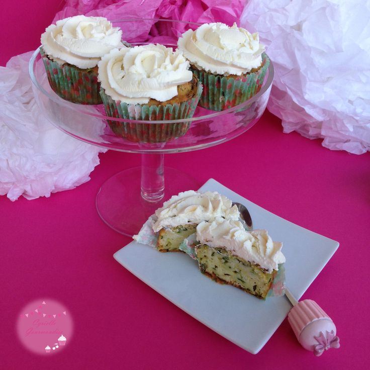 Cupcakes aux crougettes #battlefood25 Recette sur le blog http://cgourmandise.canalblog.com/archives/2014/10/25/30830664.html#c63452903