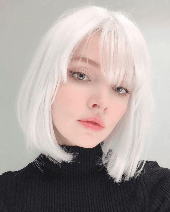 35+ Ultra-Trendy Hairstyles For Short Hair in 2021   Hair color trends, Short hair styles, Hair inspo color